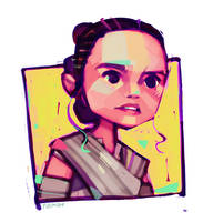 Rey-a-Day 34 by michaelfirman
