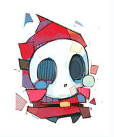 Shy Guy by michaelfirman