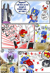 TF A : POWER LINK: by JinoSan