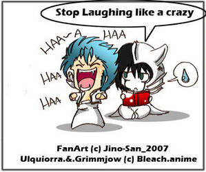 +.. Stop Laughing Grimm ..+ by JinoSan
