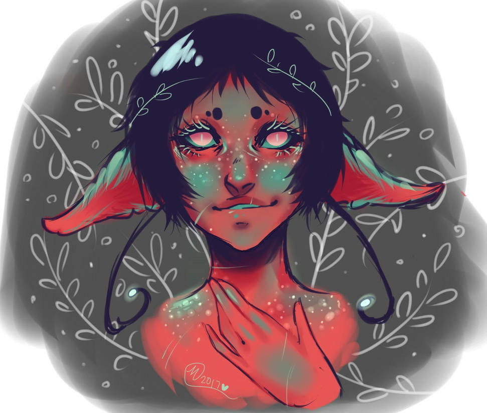 Of Mystic Beings by MeganMoreOrLess