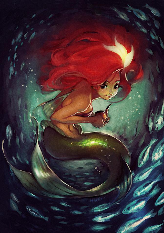 Ariel's_treasures by lehuss