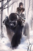 kong ride by lehuss