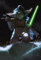 : Yoda my name is : by lehuss
