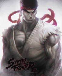 :Ryu: by lehuss