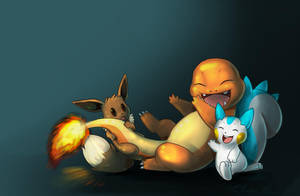 Day7 - Most adorable Pokemon by VerumTee