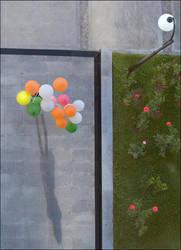 I had balloons once.... by salihguler