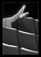 tired ballerina... by salihguler