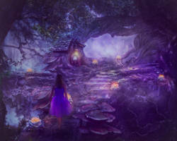 Magical forest by LenaSunny