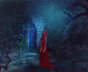 magic door by LenaSunny