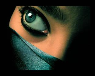 Hidden Glance. by Naztaay
