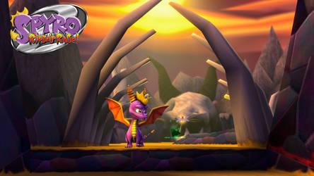[SFM] Spyro 2: Skelos Badlands Journey by ZOomERart
