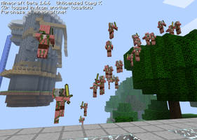 Pigman madness by TacoDip