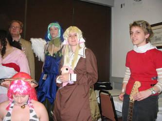 Jibrille 3 Best Female Costume by insaneamoeba