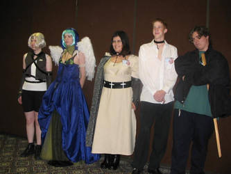 Jibrille 4 Best Female Costume by insaneamoeba