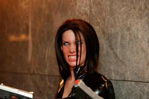 Selene getting angry by wstoneburner