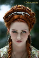 Sansa Stark by wstoneburner