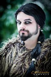 Khal Drogo by wstoneburner