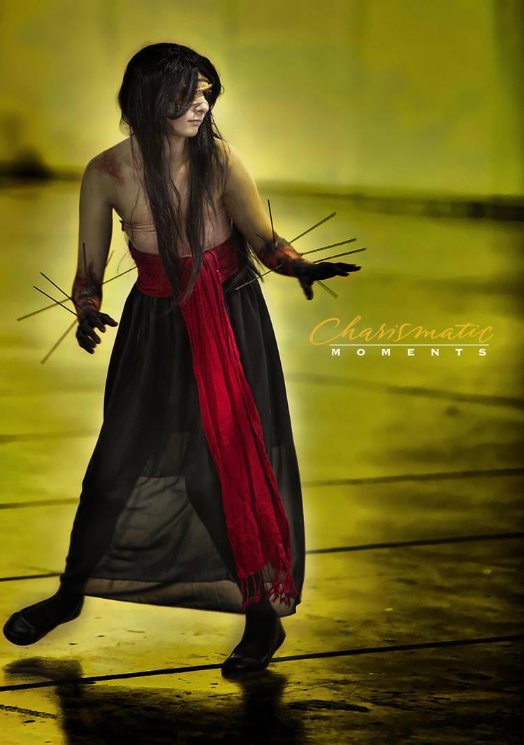 Needle Woman by wstoneburner