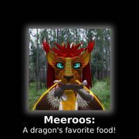Meeroos are Dragon Food! by ZauberParacelsus