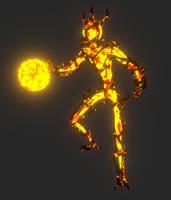 Fire Torokhun by ZauberParacelsus