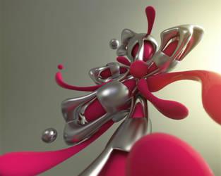 Bubblegum Machine by FreshFabric