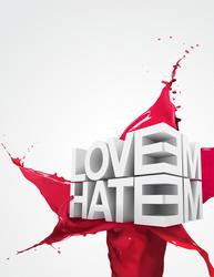 Love Me Hate Me by FreshFabric