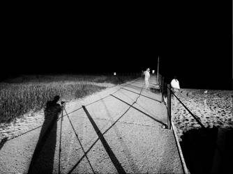 Black and White Night 3 by lightzone
