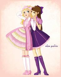 The Petticoat Affair by rakugakikiss