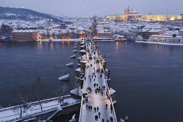 Praha 02 by straszak