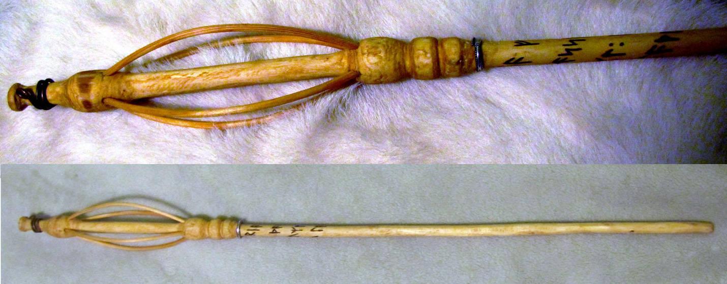 Volva wand by simoniculus