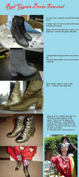 Red Queen Boots Tutorial by Deviant-Mutha