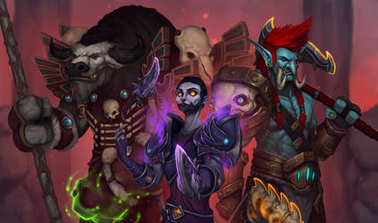 Horde Arena Team by MyDeads