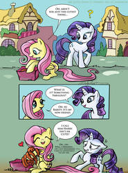 MLP FiM: What do you mean it's not CUTE? by WolfWhiskers