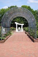 Wilson Rose Garden Sculpture 1 by CliftonFomby