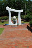 Wilson Rose Garden Sculpture 2 by CliftonFomby