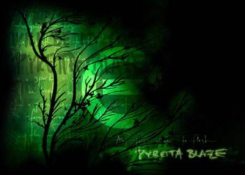 Pyretta Blaze by lithiumflame