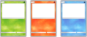 Japanese Sun and Moon TCG Blanks WIP/ Almost done by AtomicmonkeyTCG