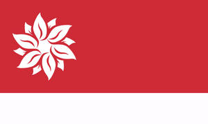 Flag of the Kingdom of Fiore (Sebastian's World) by CyberPhoenix001