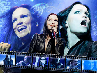 Tarja Blue by Darling55