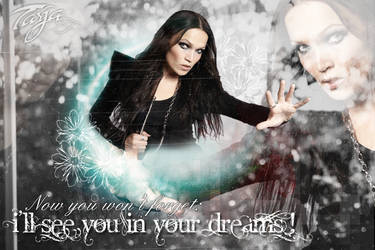 Tarja 500 Letters by Darling55