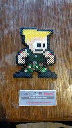 Guile - normal costume color 1 by Ziano87