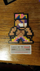 Dhalsim - alternate costume 6 color 21 by Ziano87
