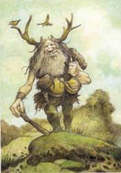 Olaf the Troll by bridge-troll