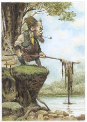 Tubby the Pixie by bridge-troll