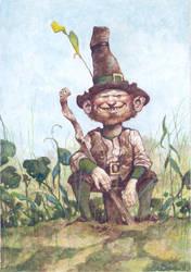 Teeney O'Feeney by bridge-troll