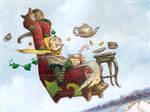 Holiday Traveller by bridge-troll