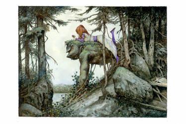 Fossil by bridge-troll