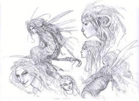Faerie Witch 3 by bridge-troll