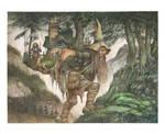 Hill Giant by bridge-troll